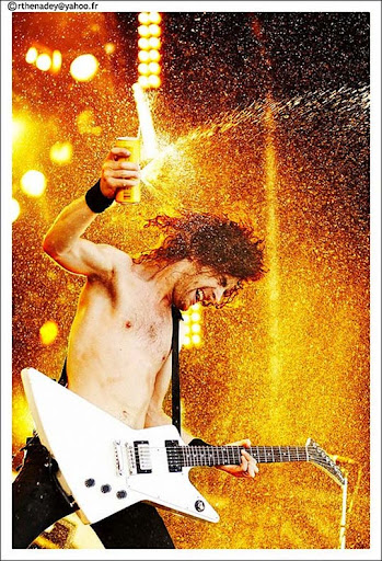 Airbourne 44 Impressive Examples of Concert Photography | Inspiration