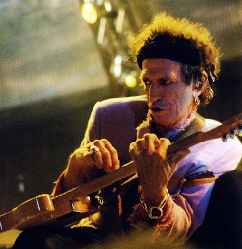 Keith+Richards+ +The+Rolling+Stones+%28Live+Music+Concert%29 44 Impressive Examples of Concert Photography | Inspiration