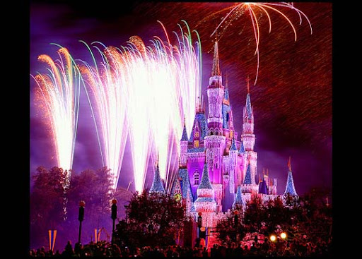 Wishes+at+the+Magic+Kindgom+in+Walt+Disney+World 60+ Jaw Dropping Examples of Fireworks Photography