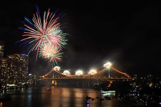 Brisbane+celebrates 60+ Jaw Dropping Examples of Fireworks Photography