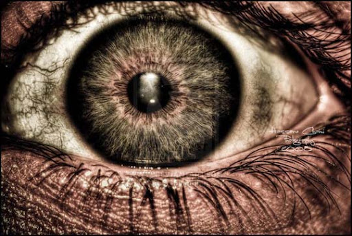 I Saw a Soul   by C Hass 30+ Mesmerising Macro Photos of the Human Eye | Photography Inspiration