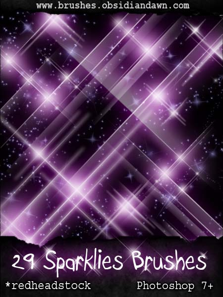 GIMP Sparklies Brushes by Project GimpBC 1500+ Free GIMP Brushes Packs for Download