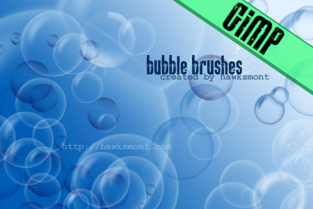 bubble gimp brushes by hawksmont 1500+ Free GIMP Brushes Packs for Download