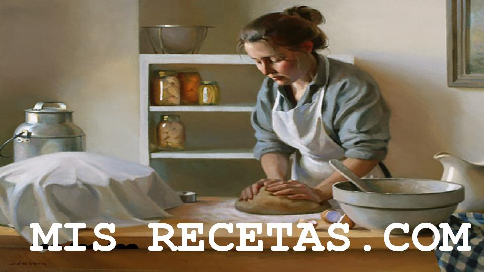 MIS RECETAS. COM