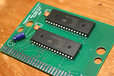 Freezedream / little-scale SEGA Mega Drive Cartridge