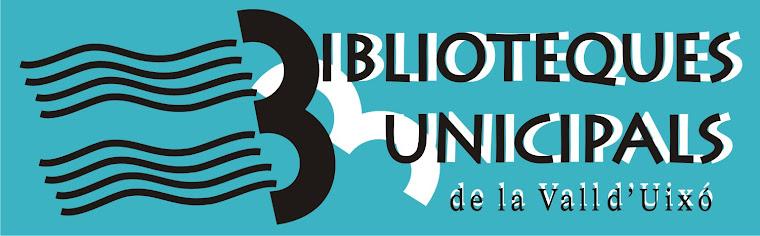 XARXA MUNICIPAL DE BIBLIOTEQUES DE LA VALL D'UIXÓ