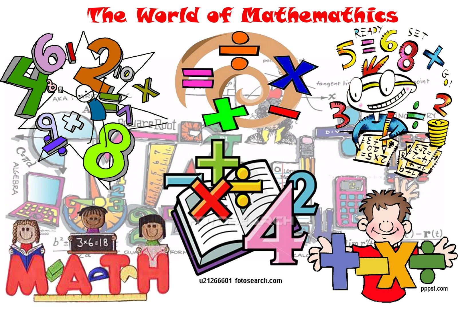 My Math portfolio