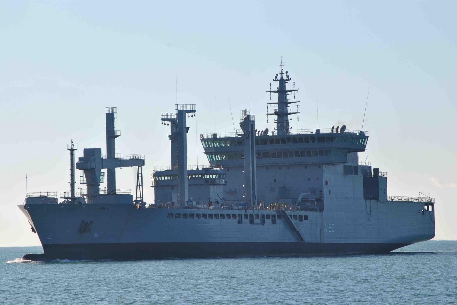 Supply Tanker for Pakistani Navy 23
