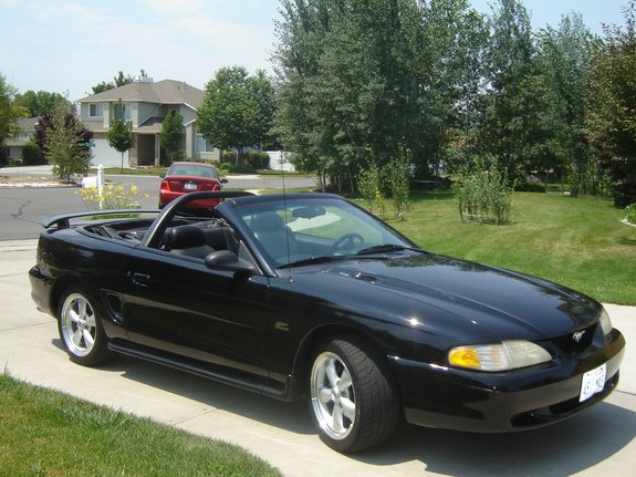 1995 Ford Mustang GT Convertible w/302 V8