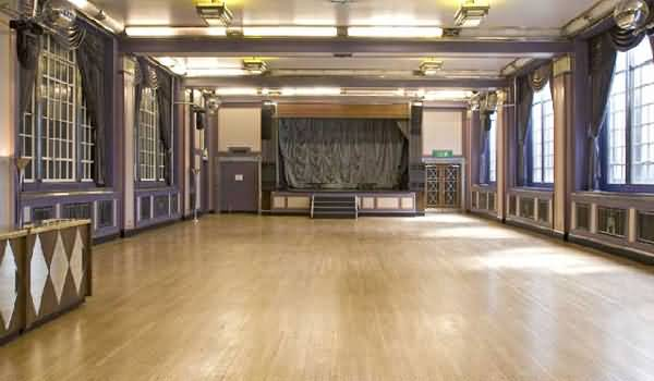 bloomsbury ballroom london