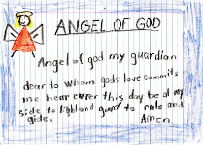 Catholic Prayer, Child Prayer, A Child's Catholic Prayer