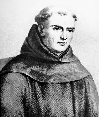 Blessed Fray Junipero Serra