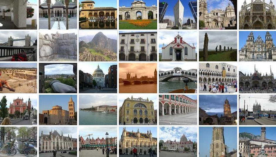 Arquitectura y ciudades.