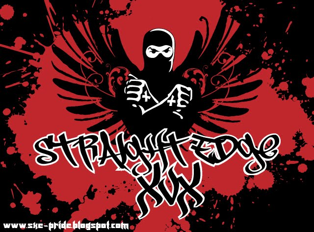 Straight Edge Pride!!!