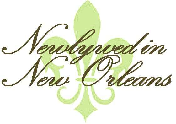 Newlywed in New Orleans