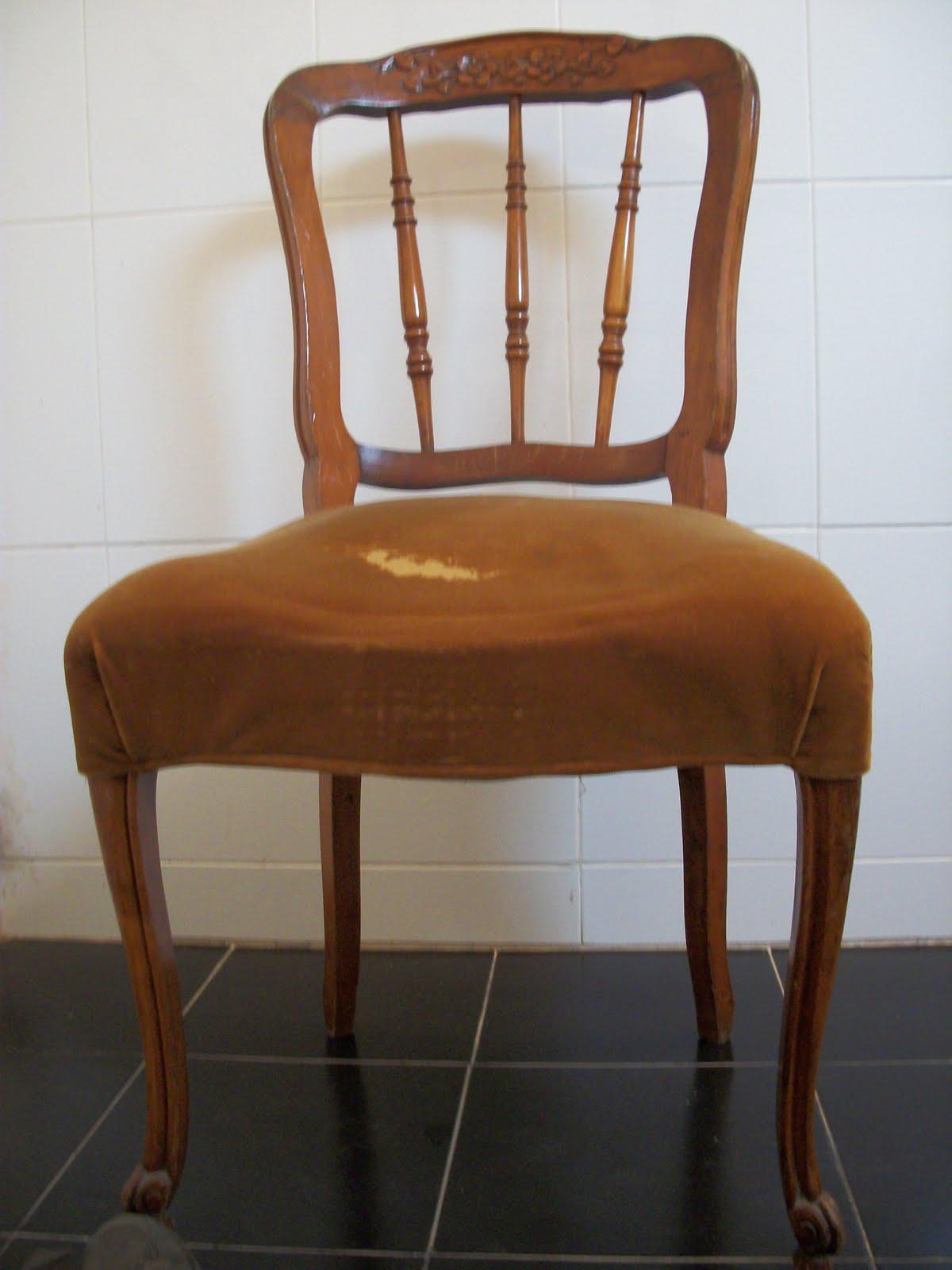 Deco in restauraci n de sillas - Restauracion de sillas ...