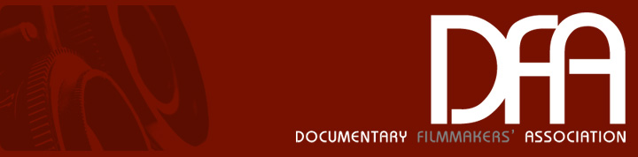 Documentary Filmmakers' Association Blog