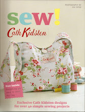 """Sew"" new book by Cath Kidson"