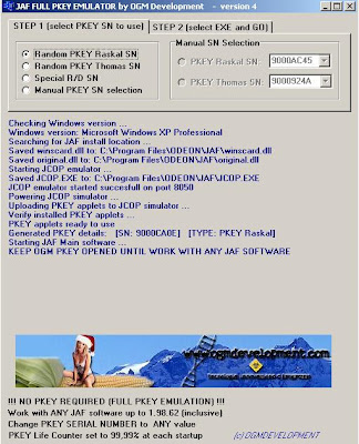 jaf pkey emulator v5 0 for windows 7 free download