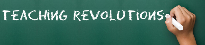 Teaching Revolutions