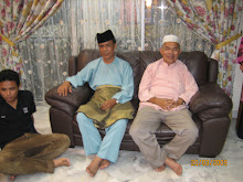 Uncle Hussin & Bro-in-Law Hj Amirin