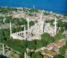 Sebuah mesjid di Turkey