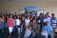 turma de BIOLOGIA 2009.1