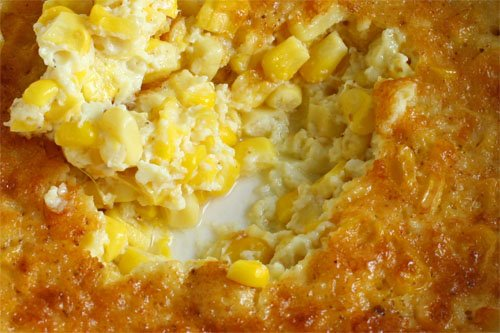 Tierney Tavern: Cheesy Corn Casserole
