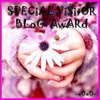 Jag fick en fin blog award!