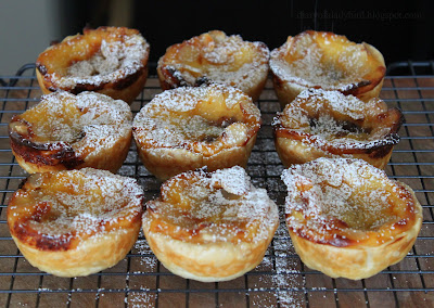 how to make easy portugese tarts
