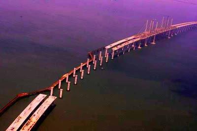 Construction of The Qingdao Haiwan Bridge