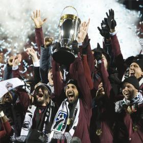 FÚTBOL-Colorado Rapids campeón de la MLS