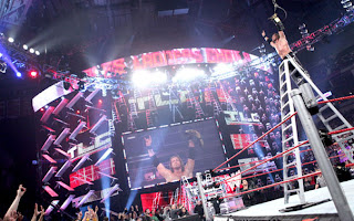 LUCHA LIBRE-Edge derrota a Kane