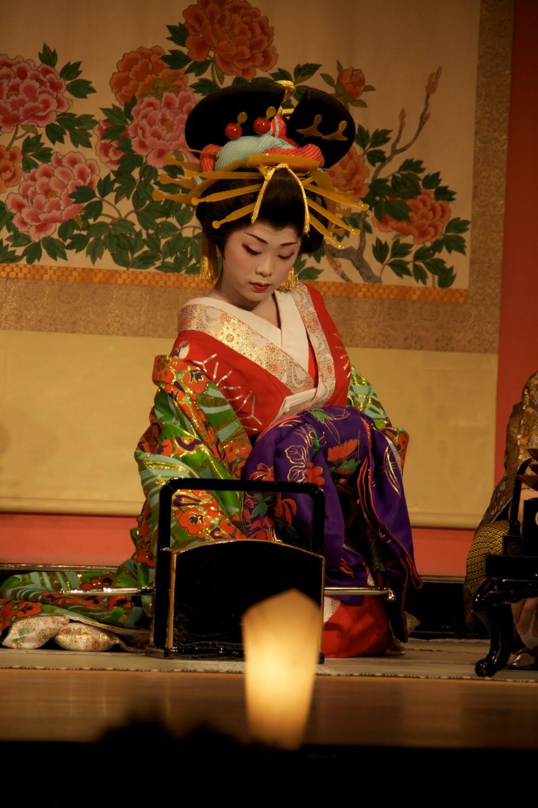 The Kimono Lady May 2010