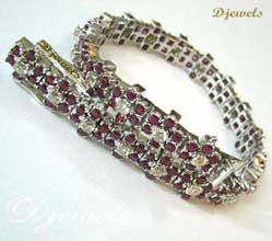 Diamond Ladies Bracelets