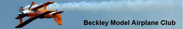 Beckley Model Airplane Club