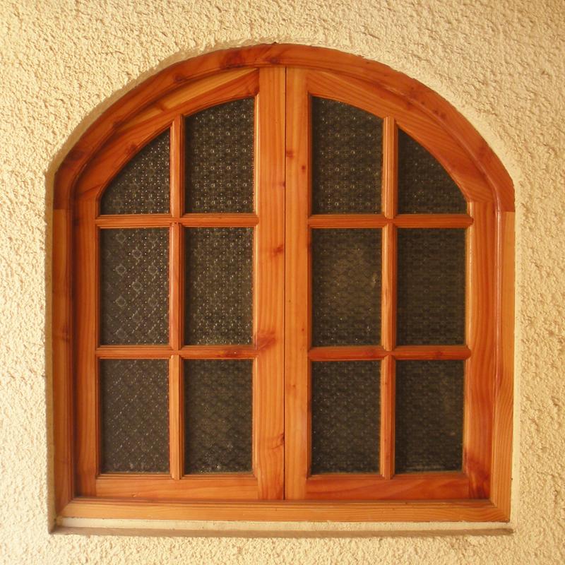 Maderas marabu ventana exterior - Maderas para arcos ...