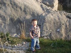 Hayden at Toprakali