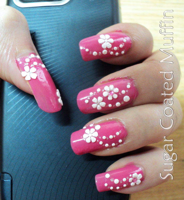 Isabel Lee   Malaysian Beauty & Lifestyle Blogger: NOTD : Pink Nails ...