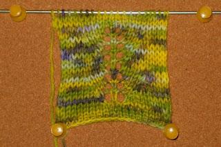 f-bomb sample knit