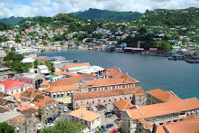St. George&#39;s the view - Grenada