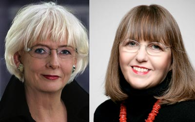 Премьер - министр Исландии - Йоханна