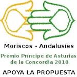 Este blog apoya la candidatura de los moriscos-andalusíes al Premio Príncipe de Asturias