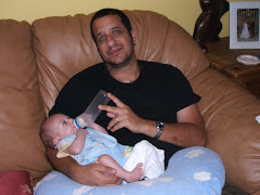 Baby Cole & Daddy