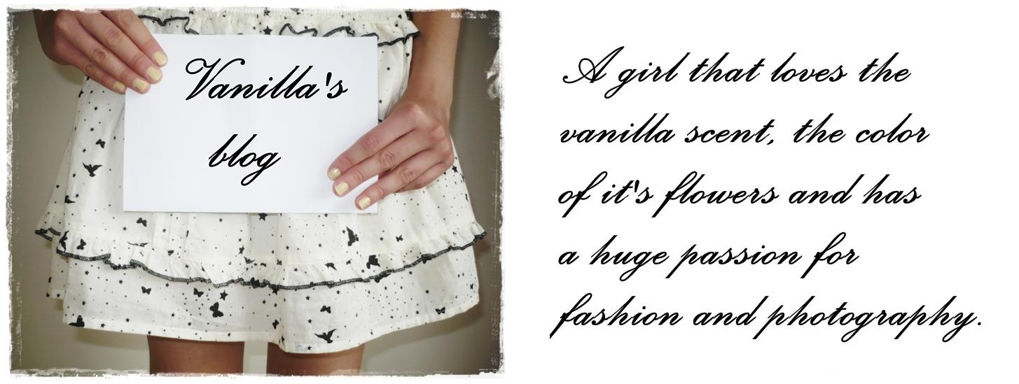Vanilla's blog