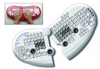 strange keyboards