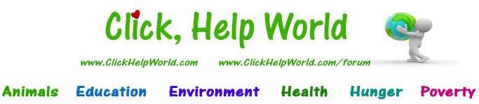 Click, Help World