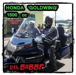 HONDA 'GOLDWING' 1500cc