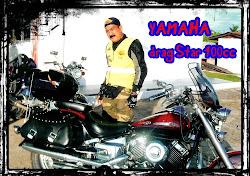 YAMAHA drag STAR 400cc