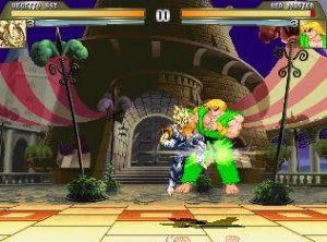 DragonBall Vs. Street Fighter